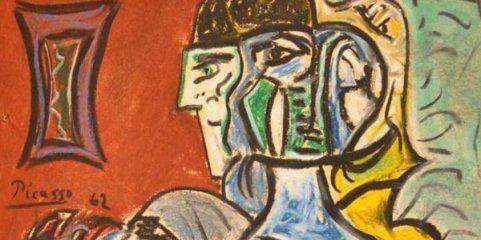 Picasso-Fälschungen angeboten