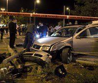 Jerusalem: Auto rast in Menschengruppe