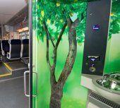 Ko(s)mische Gerüche auf ÖBB-Zugtoiletten