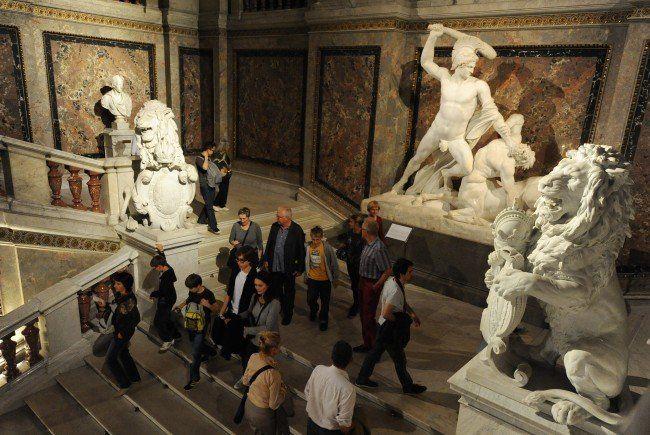 """Nachts im Museum: 421.500 Besucher bei 15. Ausgabe der """"Langen Nacht"""""""