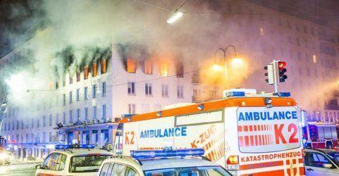 Wohnung in der Innenstadt in die Luft gejagt: Prozess beginnt
