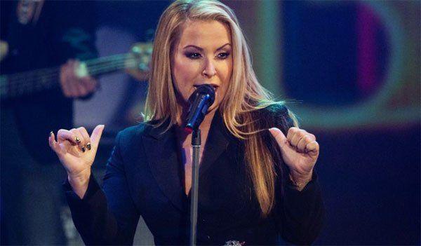 Anastacia ist im Krankenstand - Konzert verschoben.
