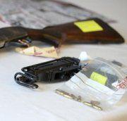 Drogenring zerschlagen: Polizei findet Pumpgun
