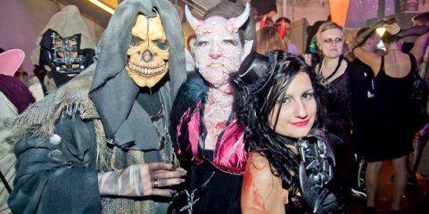 Die besten Halloween-Partys