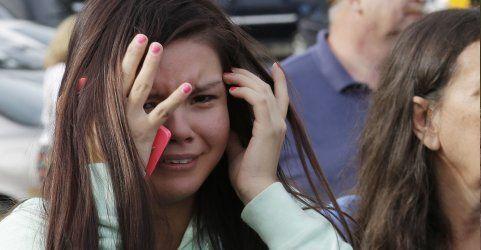 Amoklauf an US-High School - Zwei Tote, mehrere Verletzte