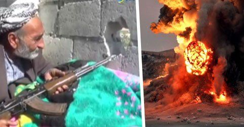 """Kurden in Kobane halten stand: """"Unmittelbare Gefahr gebannt"""""""
