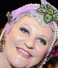 Marika Lichter feiert ihren 65. Geburtstag
