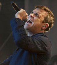 Robbie kommt wieder live nach Österreich
