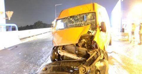 Tödlicher Unfall auf der A 23