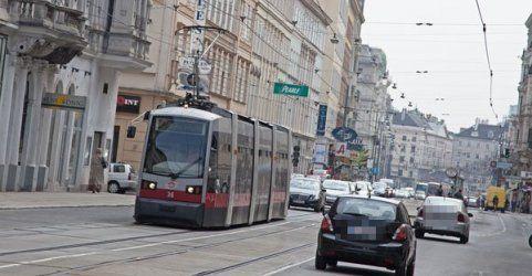 ÖVP-Idee: Währinger Straße soll künftig zu einer Einbahn werden