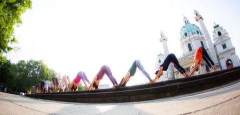 Alles Yoga noch heute in Wien