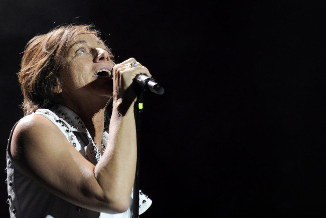 """""""Rock meets Classic"""" mit Gianna Nannini in Linz und Wien"""
