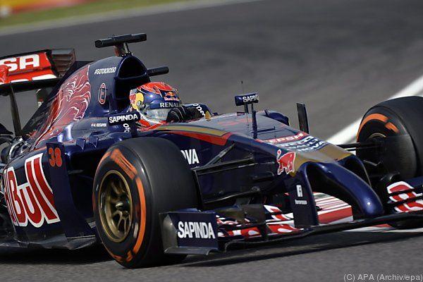 Toro Rosso gab zweiten Piloten bekannt