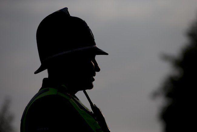 In Großbritannien wurde ein mutmaßlicher Kannibale von der Polizei getötet.