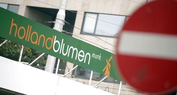 Die blumenkette holland blumen mark hat eine letzte gnadenfrist