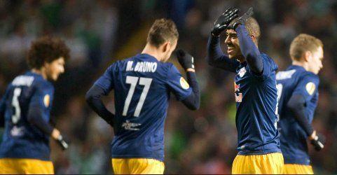 EL: Salzburg nach 3:1-Sieg Gruppensieger