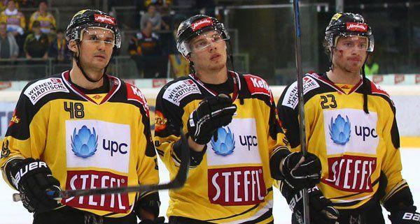 Die Vienna Capitals verloren gegen Kärpät Oulu.