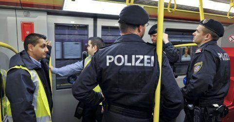 U-Bahn-Polizei wird gefordert