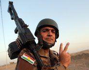 Kurden erobern großes Gebiet im Irak zurück