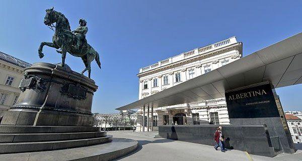 2015 ist einiges in der Wiener Albertina geplant.