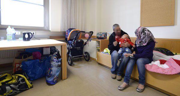 In Wien-Erdberg gibt es ein neues Asyl-Lager.