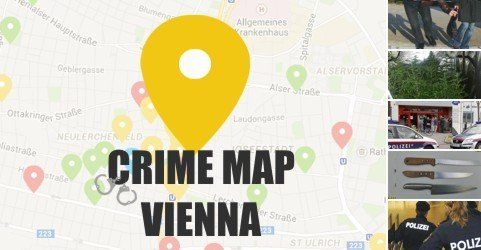 Die Kriminalität in Wien 2014
