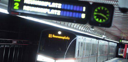 Mit Absicht in U-Bahn platziert?