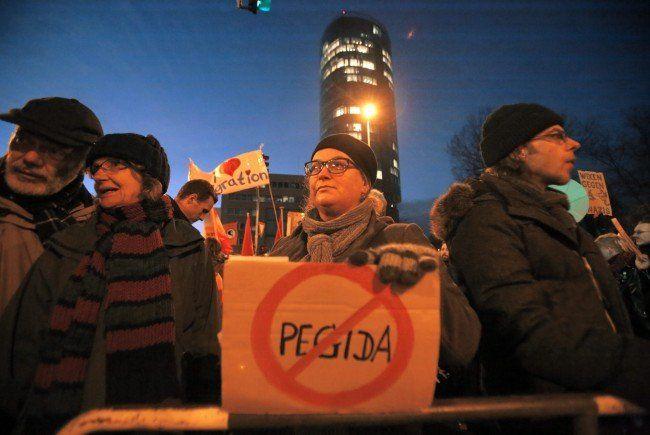 Pegida: Offenbar 3 - Auch Gegendemonstrationen geplant