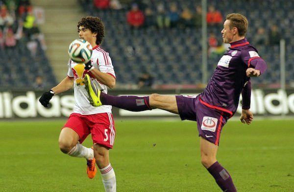 Nicht mit dabei im Trainingslager: Roman Kienast (FK Austria Wien/re)