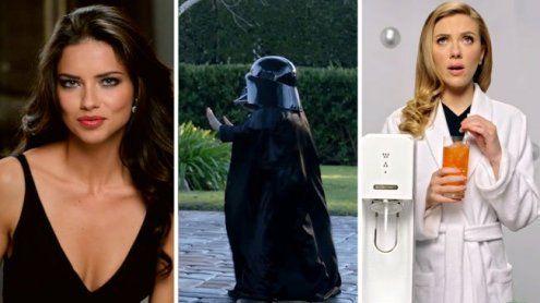 Zeitmaschinen und Darth Vader: So teuer ist Super-Bowl-Werbung