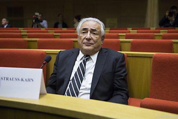 Zuhälterei-Vorwürfe lasten auf Strauss-Kahn