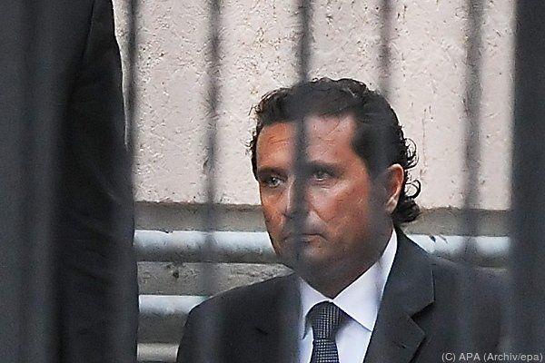 Schettino wurde bereits verurteilt