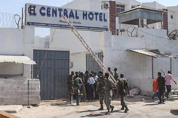 25 Menschen wurden bei den Selbstmordanschlägen getötet