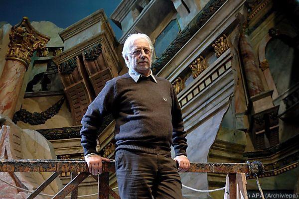 Ronconi starb 81-jährig in Mailand