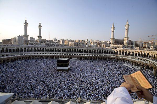 Ruf zur Erneuerung aus der heiligen Stadt Mekka