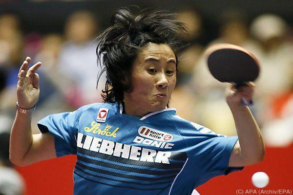 Liu blieb im Turnier ungeschlagen