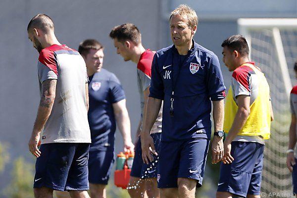 Klinsmanns Burschen können noch siegen