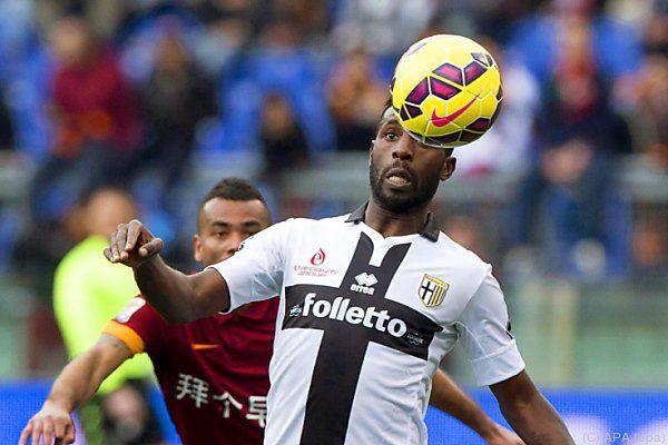 Keine leichte Zeit für das Team von Parma