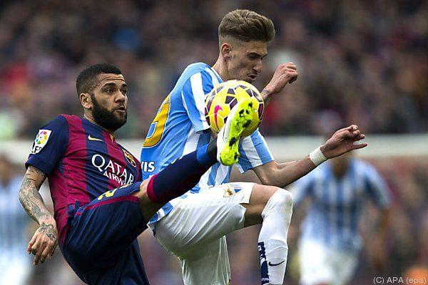 Erste Schlappe für FC Barcelona nach zuvor elf Siegen en suite