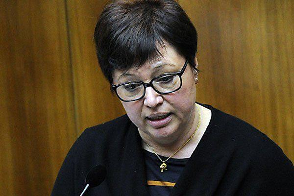 Sabine Oberhauser begann mit Chemotherapie