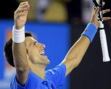 Novak Djokovic holt achten Major-Titel