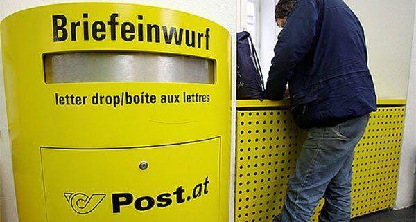 Briefe Tarife : Briefe werden in Österreich teurer porto steigt mit