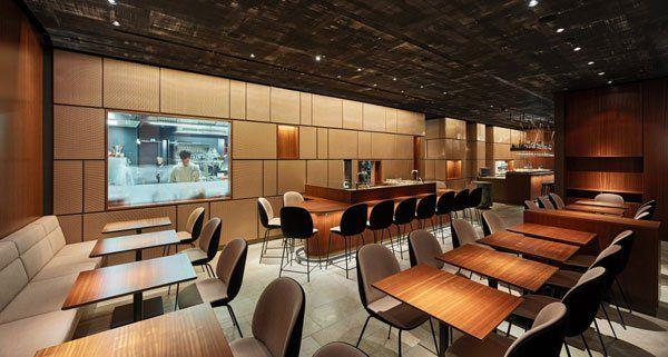 Neue Restaurants kochen in Wien auf, hier ein Blick ins Shiki.