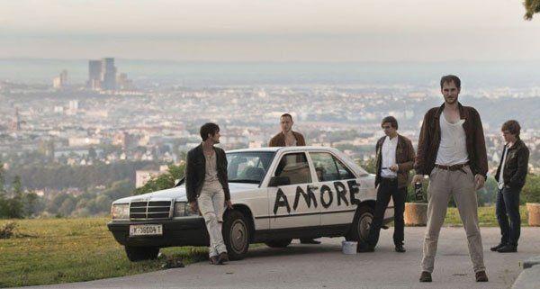 """So viel Liebe - das Wanda-Album """"Amore""""."""