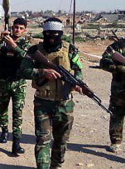 Großoffensive gegen IS: Tikrit unter Beschuss