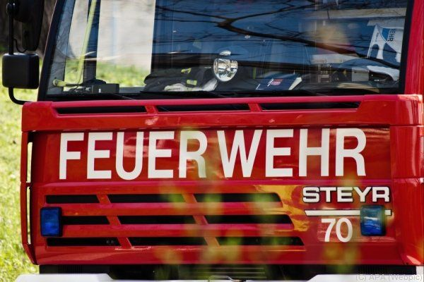 Acht Feuerwehren im Einsatz