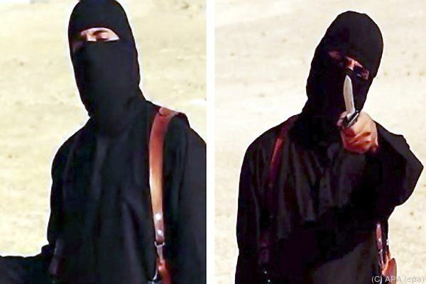 """""""Jihadi John"""" übermittelte Botschaft an Familie in Großbritannien"""