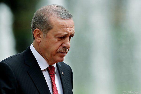 Kritik an Erdogan ist in der Türkei unerwünscht