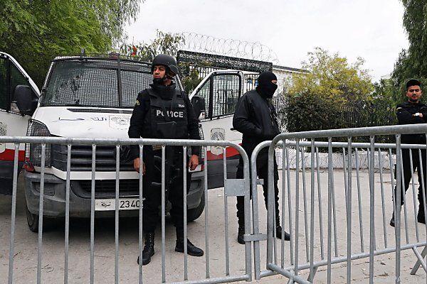 Terror-Beratungen nach dem Anschlag auf das Nationalmuseum