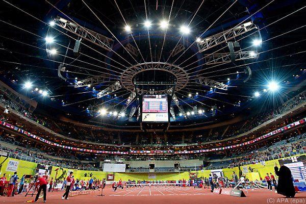 Leichtathletik-Hallen-EM in Prag